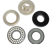 Ring spinning components